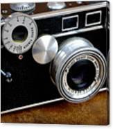The Argus C3 Lunchbox Camera Canvas Print