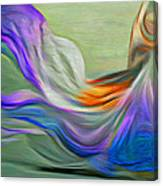 The Art Of Dance Canvas Print