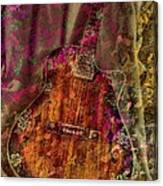The Art Of Music Canvas Print