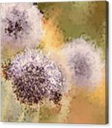 The Art Of Pollination Canvas Print