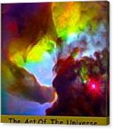 The Art Of The Universe 266 Canvas Print