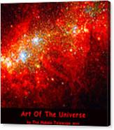 The Art Of The Universe 309 Canvas Print