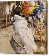 The Aviary, Clifton, 1888 Canvas Print