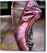 The Ballerina Canvas Print