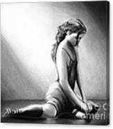 The Ballet Trial   Canvas Print