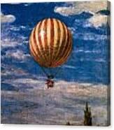 The Balloon Canvas Print