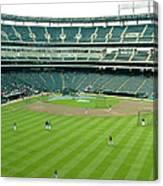 The Ballpark Canvas Print