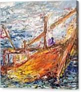 The Banoosh Canvas Print