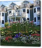 The Bar Harbor Inn - Maine Canvas Print