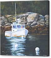 The Barbara Ann Canvas Print