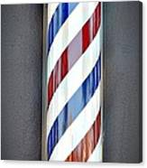 The Barber Pole Canvas Print