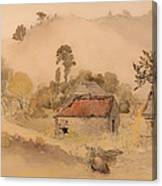 The Barns Canvas Print