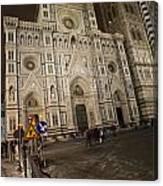 The Basilica Di Santa Maria Del Fiore  Canvas Print