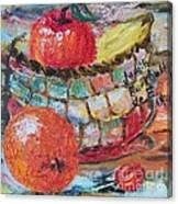 The Basket - Sold Canvas Print