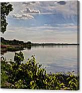 The Bay Of Green Bay Canvas Print