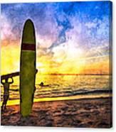 The Beach Boys Canvas Print