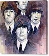 The Beatles 02 Canvas Print