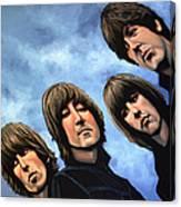 The Beatles Rubber Soul Canvas Print