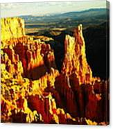 The Beauty Of Bryce Canvas Print