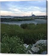 The Beauty Of Connecticut's Shoreline Canvas Print