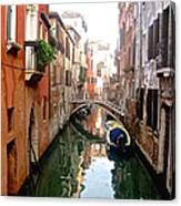 The Beauty Of Venice Canvas Print