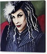The Bella Luna Canvas Print