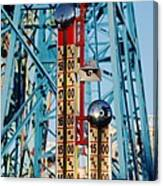 The Bells Of Coney Island Canvas Print