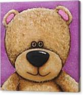 The Big Bear Canvas Print