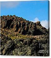 The Big Climb Canvas Print