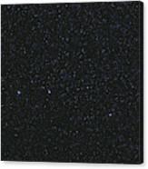 The Big Dipper And Comet Catalina Canvas Print