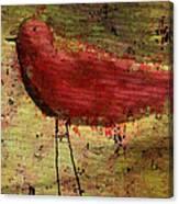 The Bird - 24a Canvas Print