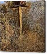The Birdhouse Kingdom - Western Kingbird Canvas Print