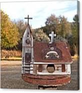 The Birdhouse Kingdom - The Barn Swallow Canvas Print