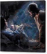 The Birth Canvas Print