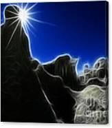 Magical Earth 2 Canvas Print