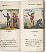 The Black Man's Lament Canvas Print