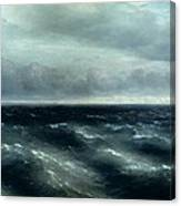 The Black Sea Canvas Print