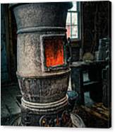 The Blacksmiths Furnace - Industrial Canvas Print