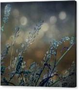 The Bling Of Blue Canvas Print