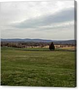 The Bloody Fields Of Antietam 1 Canvas Print