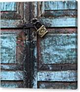 The Blue Door 2 Canvas Print