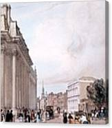 The Board Of Trade, Whitehall Canvas Print