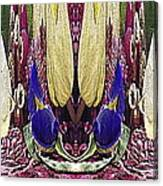 The Bouquet Unleashed 35 Canvas Print