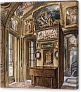 The Breakfast Room Canvas Print