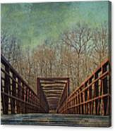 The Bridge To The Other Side Of Where? Canvas Print