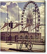 The Brighton Wheel Canvas Print