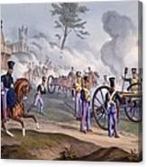 The British Royal Horse Artillery - Canvas Print