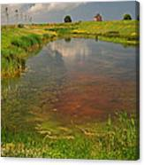 The Brittany Countryside Canvas Print