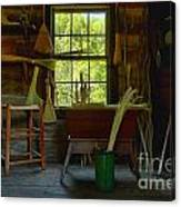 The Broom Room Canvas Print