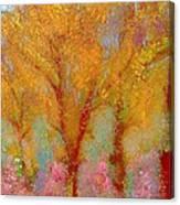 The Brush Canvas Print